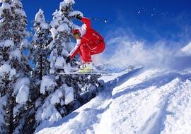 Cours particulier de ski freeride pour skieurs expérimentés