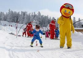 Kids Ski Lessons (3-5 years) - Micro-Piou & Piou-Piou