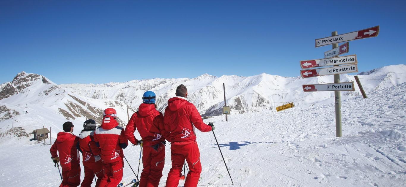 Cours de ski Ados & Adultes pour Débutants - Après-midi