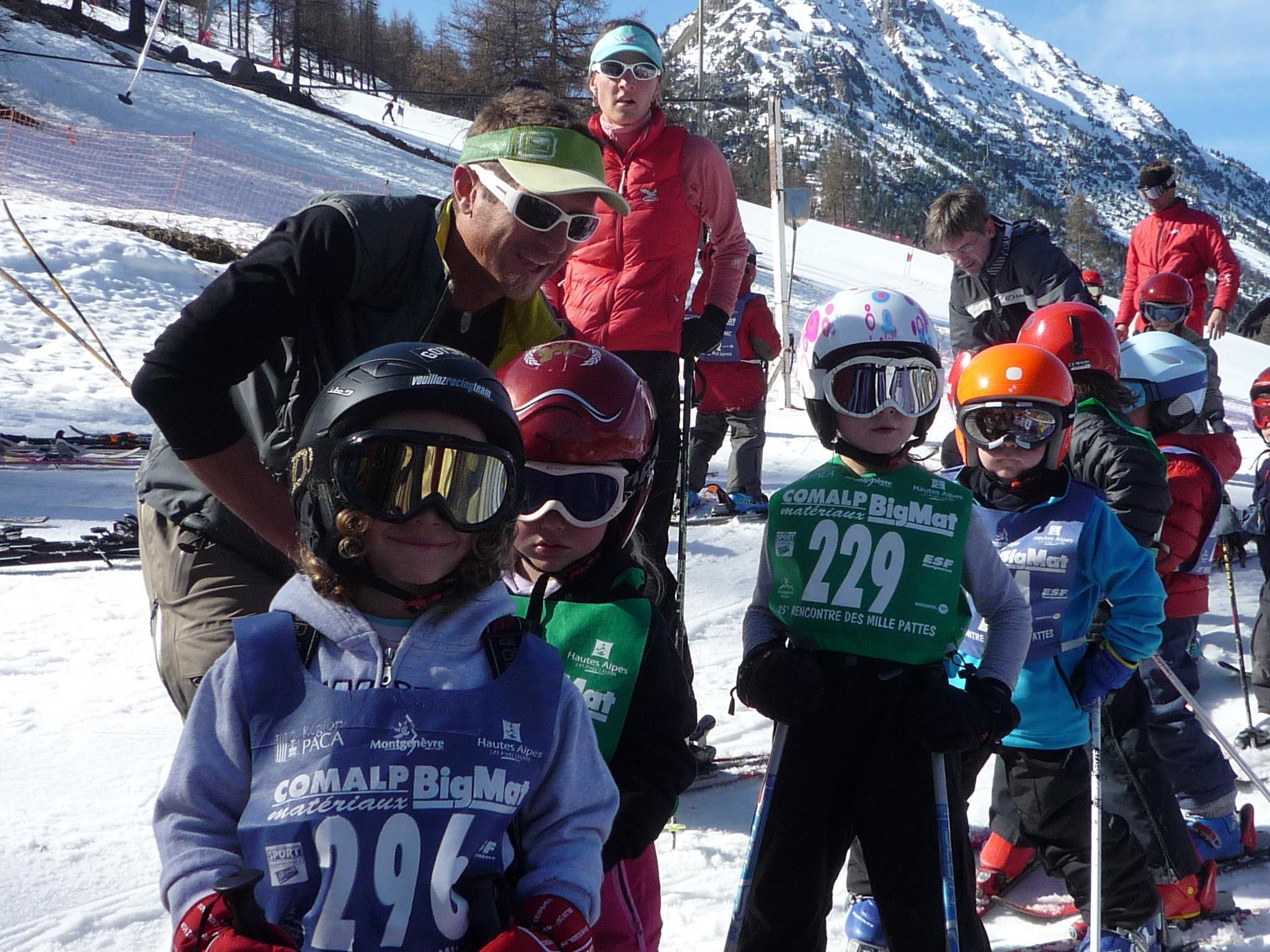Cours de ski Enfants (6-13 ans) - Février - Après-midi
