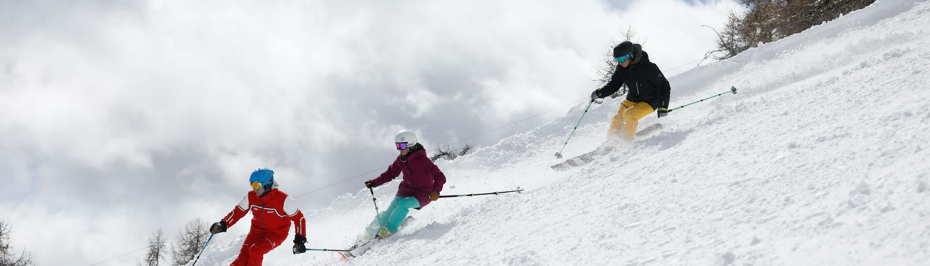 Ski Lessons for Adults - High Season - All Levels - Morning