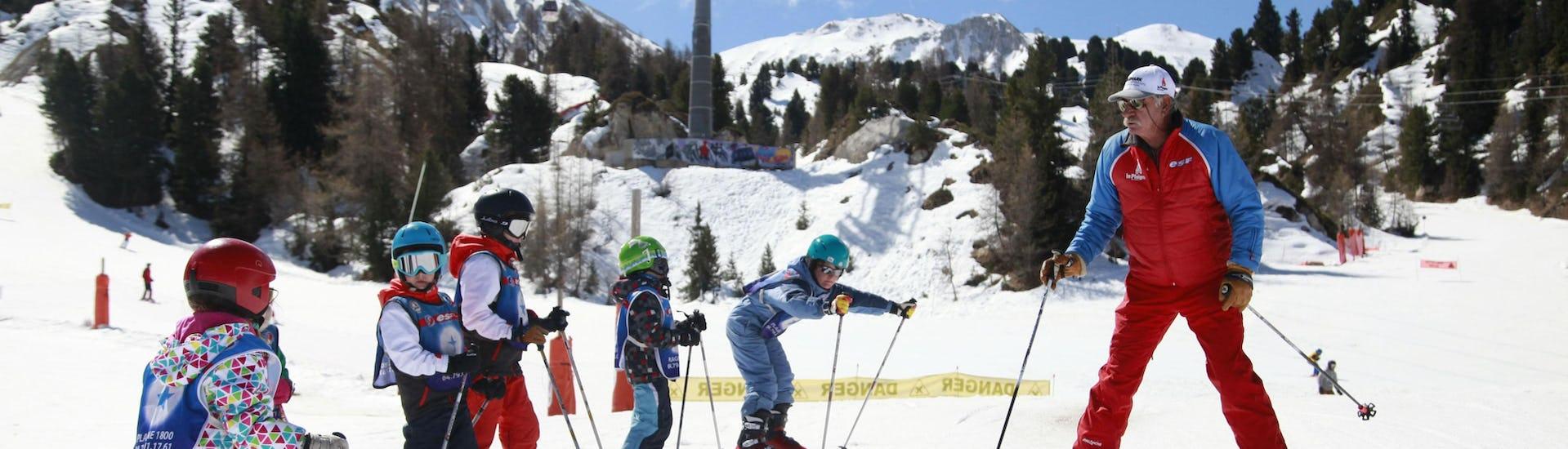 Cours de Ski Enfants (5 à 12 ans) - Basse-saison