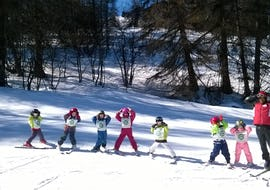 "Ski Lessons ""Piou-Piou"" (3-6 years) - Christmas"