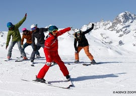 Ski Lessons for Teens (13-18 years) - High Season - Morning
