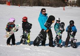 Cours de snowboard (dès 10 ans) - Vacances - Arc 1800