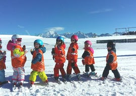 Ski Lessons for Kids (4-12 years) - Low Season March/April