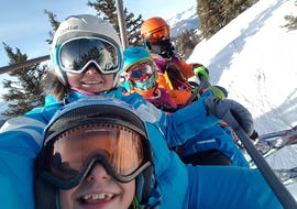 Kids Ski Lessons (4-12 years) - February Holiday