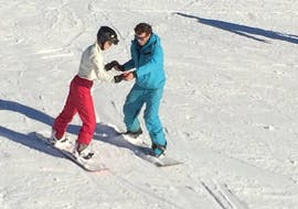 Private Snowboarding Lessons - Low Season