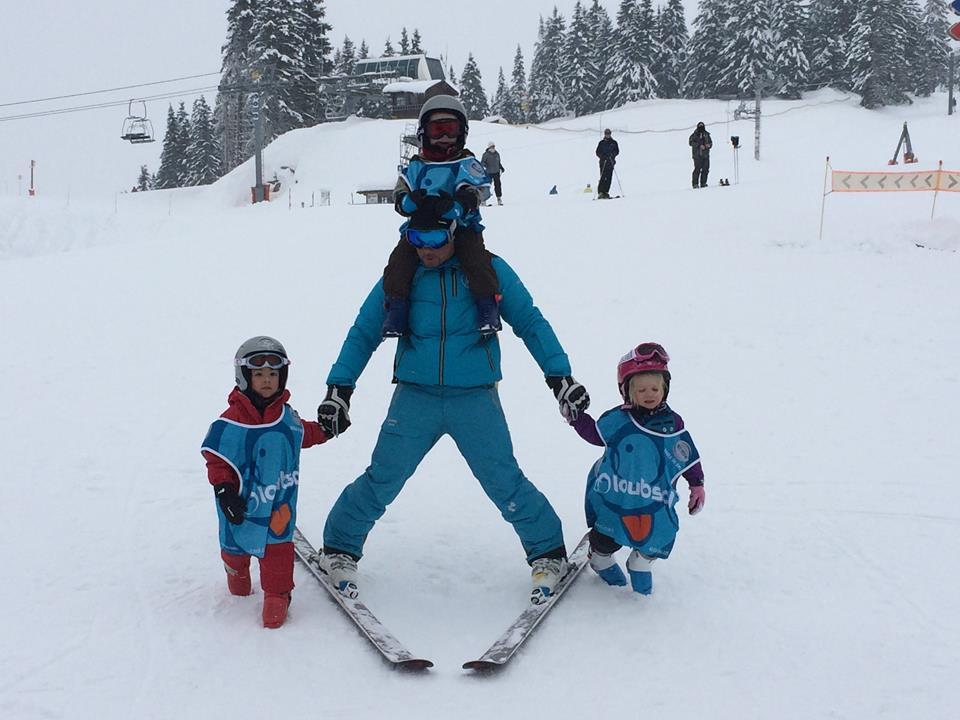 Moniteur de Ski Privé Enfants - Basse Saison - Tous Ages