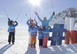 Cours de ski Enfants (5-12 ans) - Basse saison avec ESI Isola 2000