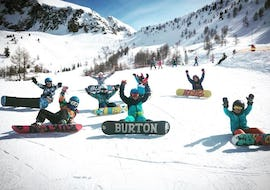 Snowboard Lessons for Kids (8-15 years) - Christmas Holiday
