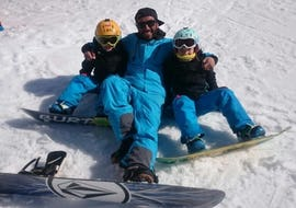 Snowboard Instructor Private - All Ages & Levels