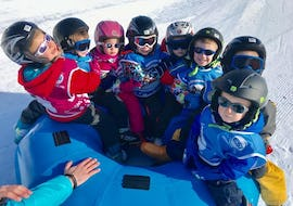 "Ski Lessons for Kids ""Souris"" (4-6 years) - Low Season"