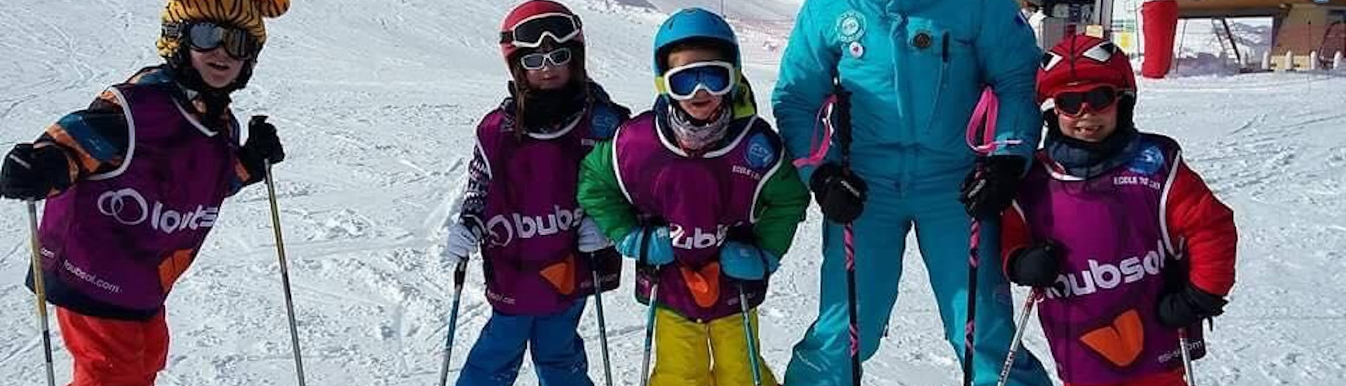 Ski Lessons for Kids (6-17 years) - Low Season