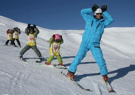 "Ski Lessons for Kids ""Souris"" (4-6 years) - Holiday"