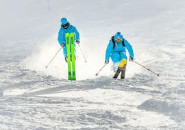 Private Off-Piste Skiing Lessons for All Levels - Holiday