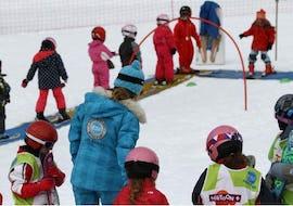 Kids Ski Lessons (3-4 years)