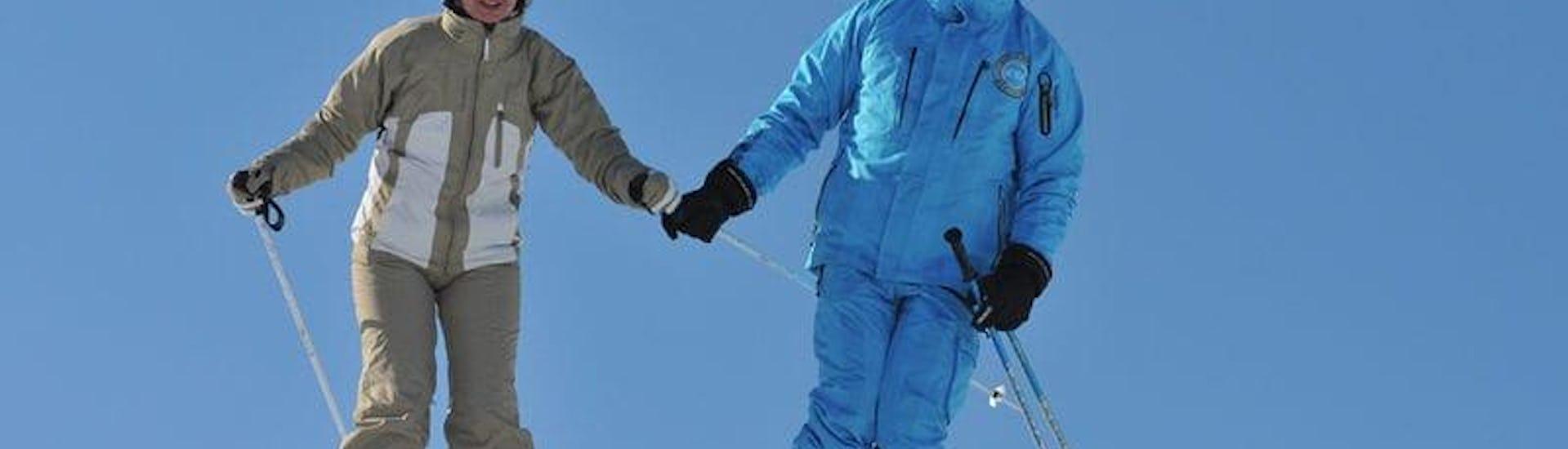 Moniteur de Ski Privé pour Adultes - Basse Saison