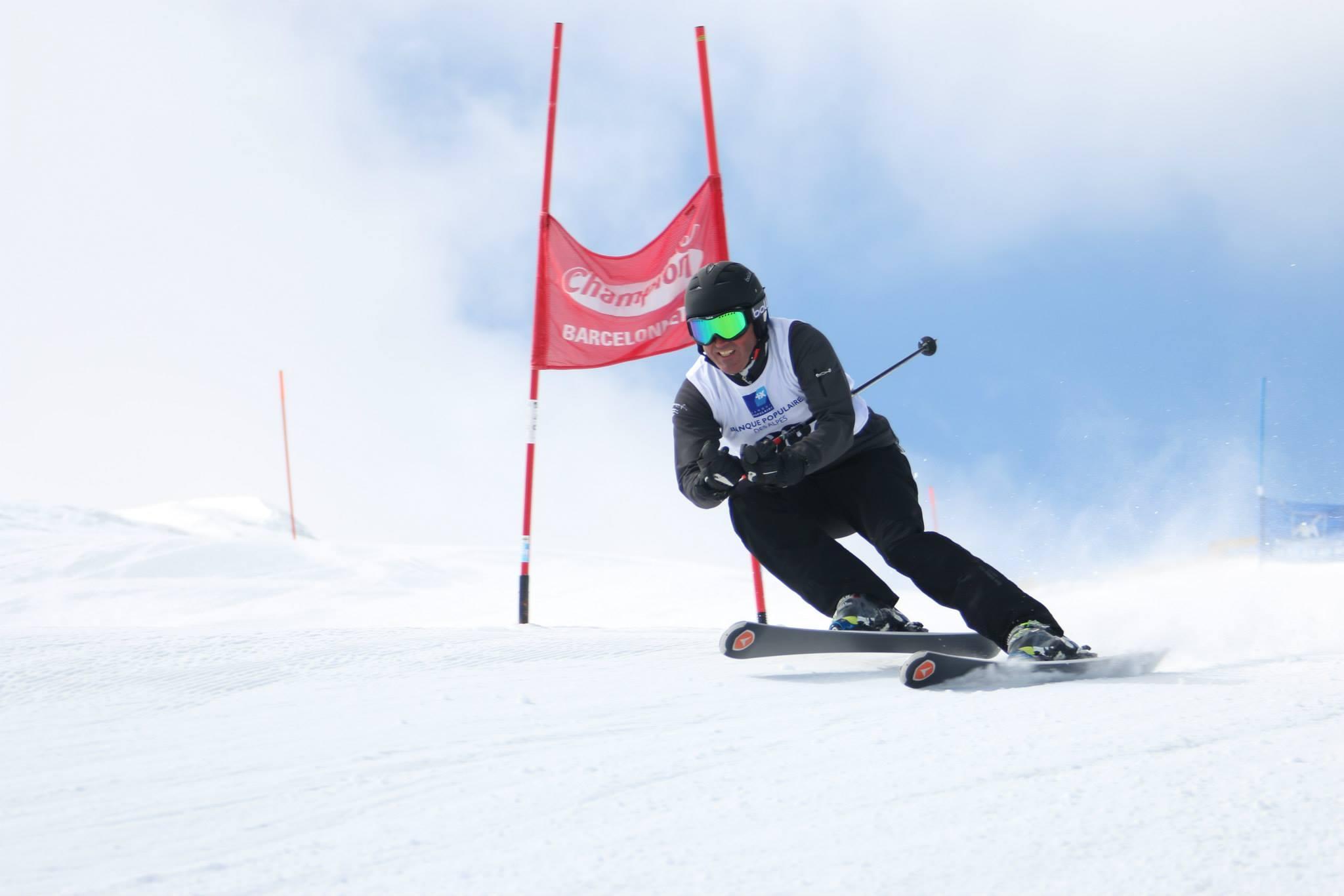 """Cours de ski """"Compétition"""" pour Skieurs avancés"""