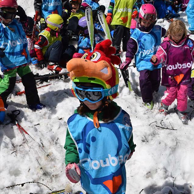 Cours particulier de ski Enfants (5-12 ans) - Vacances