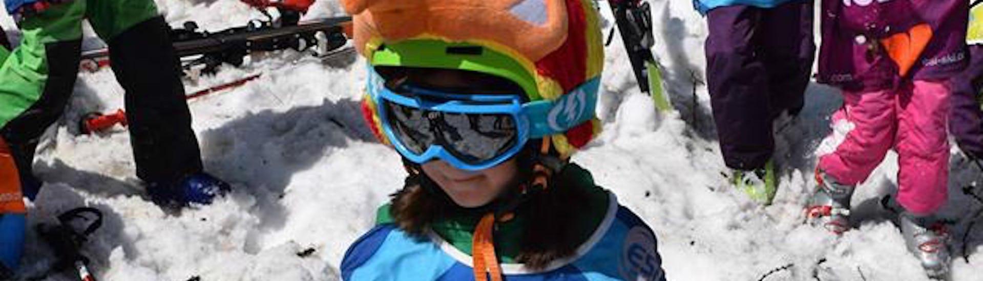 Ski Instructor Private Kids (5-12 y.) - High season