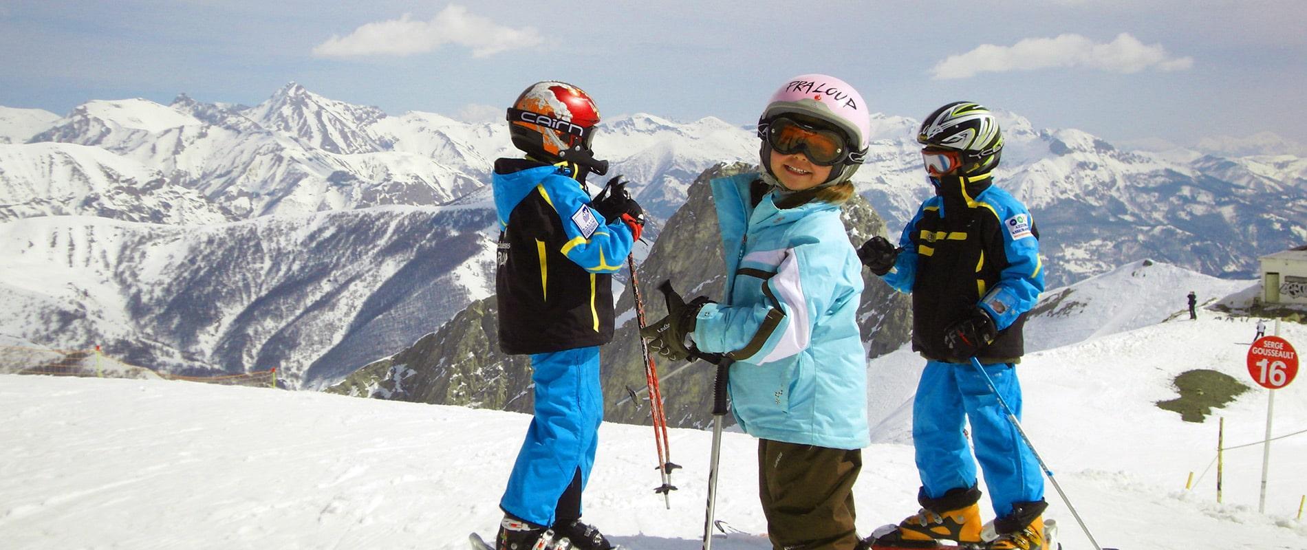 Cours particulier de ski Enfants (5-12 ans) - Basse saison