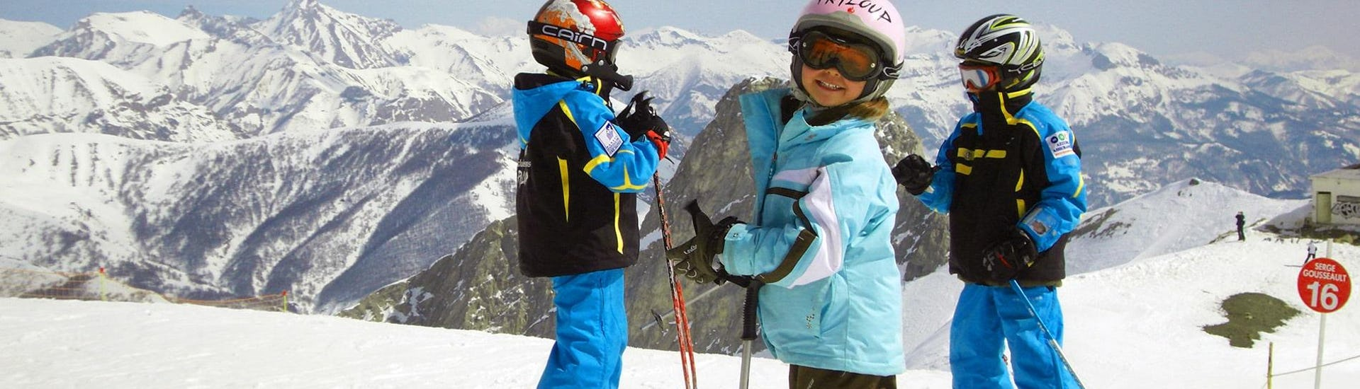 Ski Instructor Private Kids (5-12 y.) - Low Season
