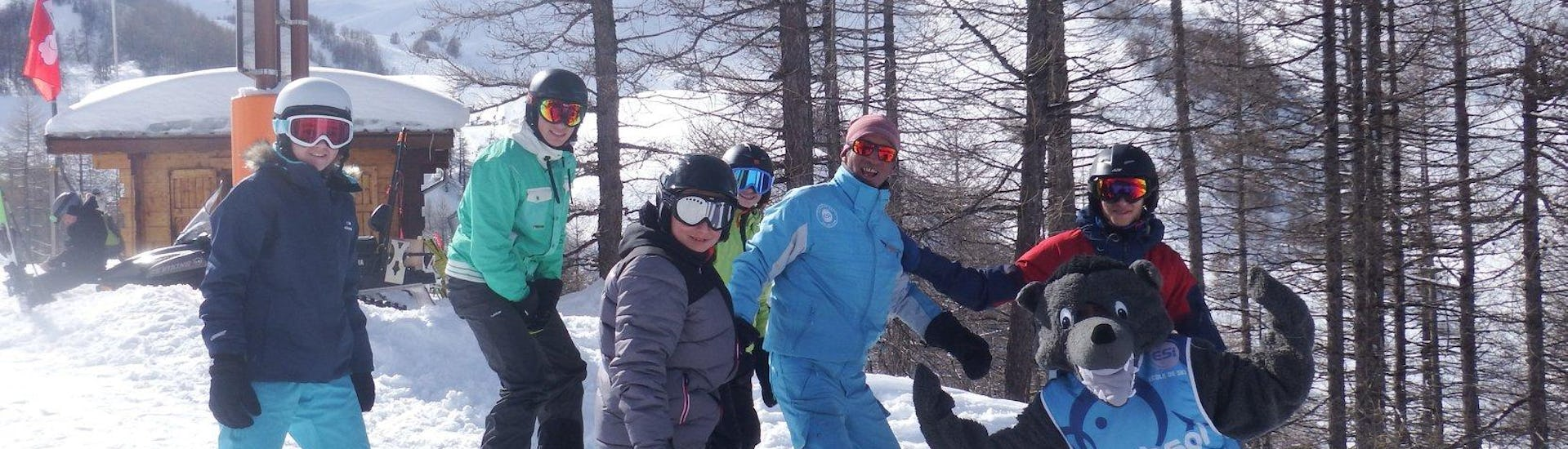 Snowboard Lessons (from 10 years) - Holiday