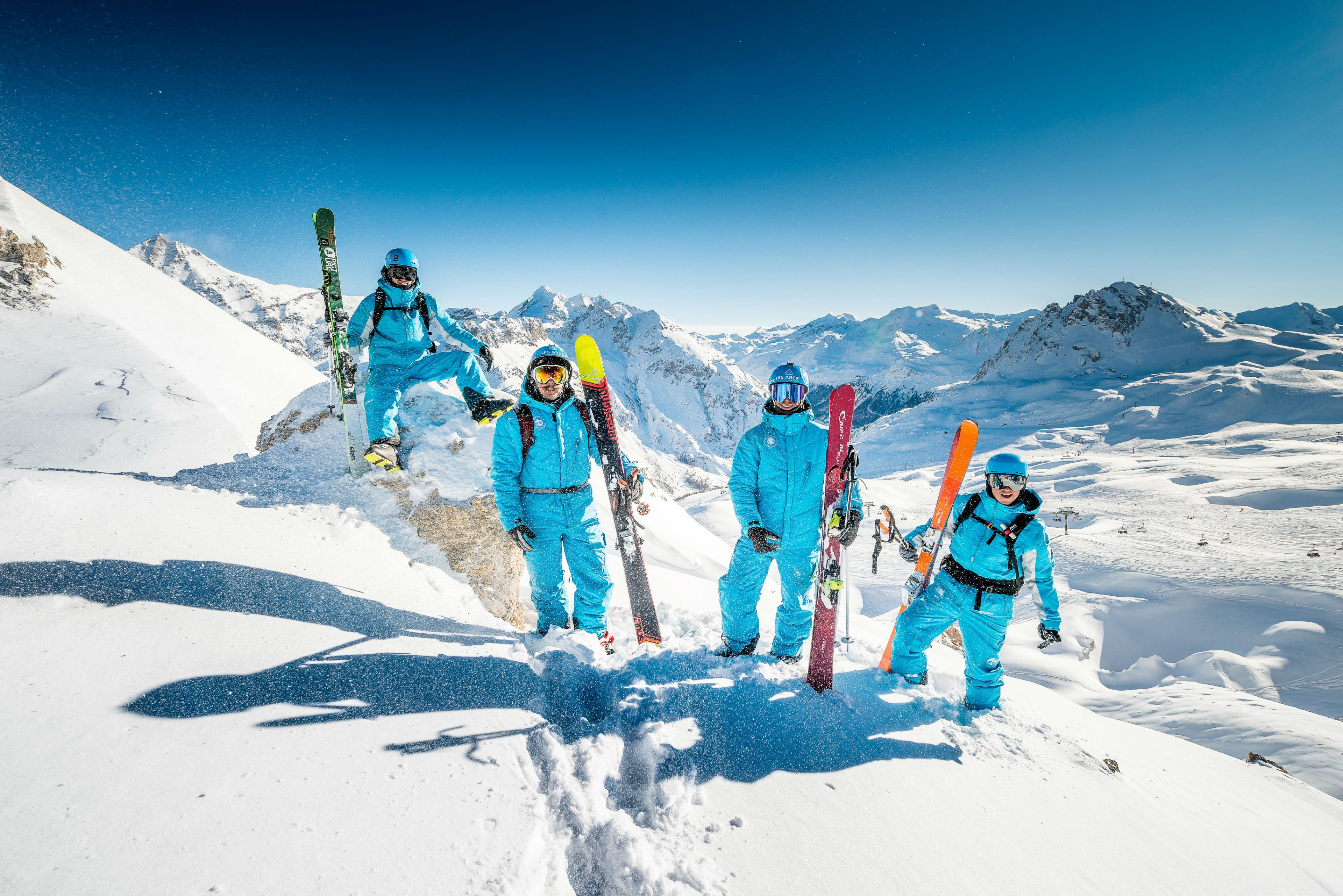 Cours de ski pour Adultes - 2 jours - Débutant