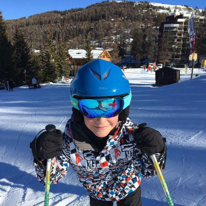 Cours particulier de ski pour Enfants - Février - Tous âges