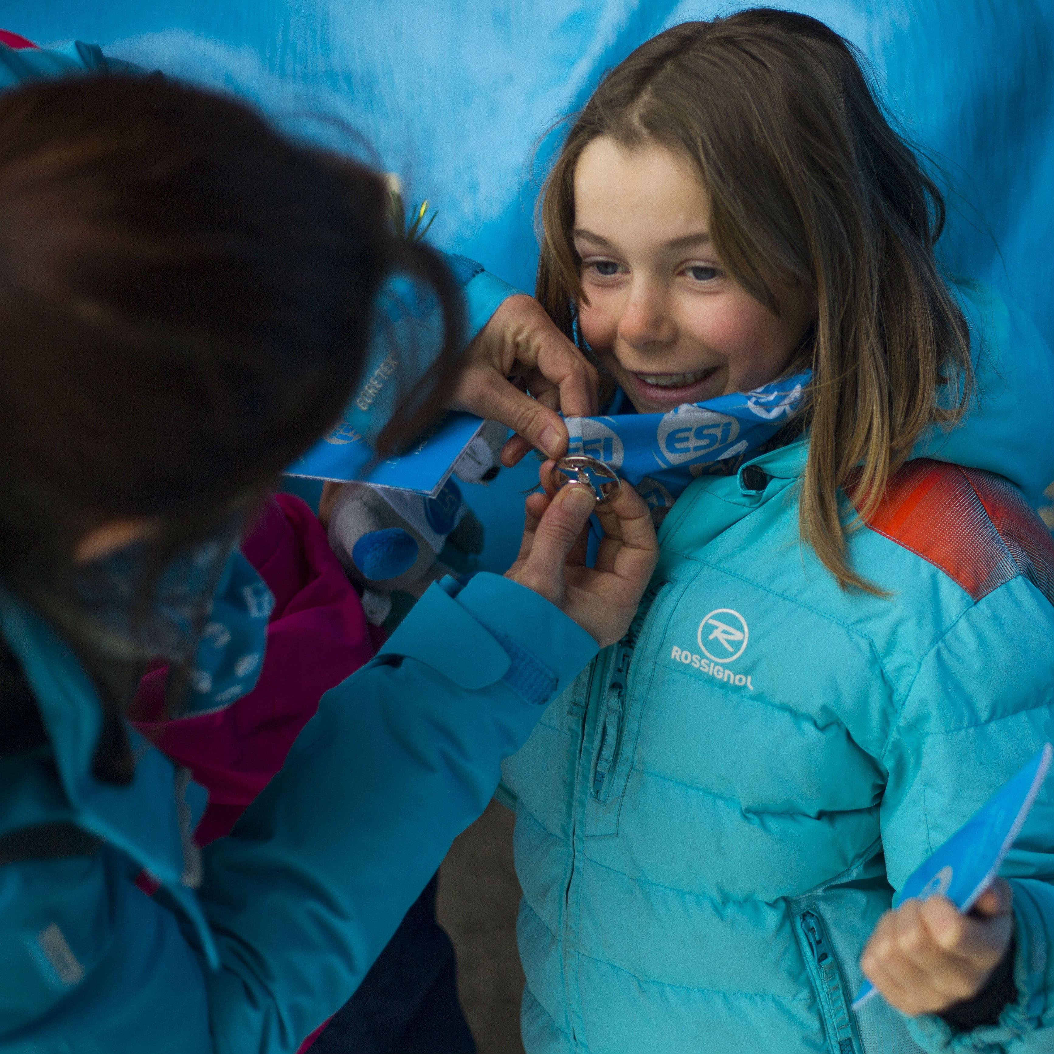 Cours de ski pour Enfants (4-6 ans) - Basse saison