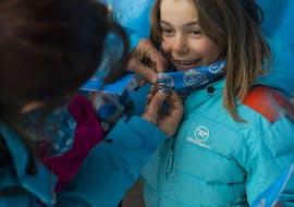 Skilessen voor kinderen vanaf 4 jaar - licht gevorderd met ESI Vars - Eyssina