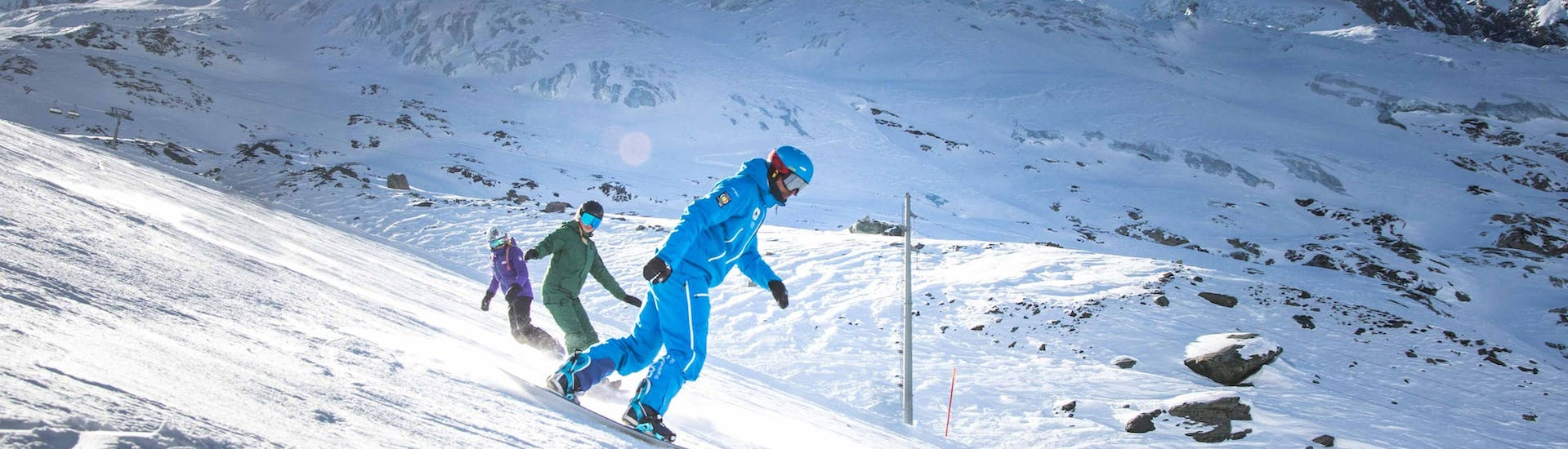 Adult Discovery Snowboarding Lessons for First Timers