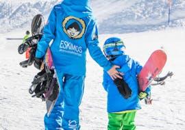 Snowboardlessen vanaf 6 jaar - beginners