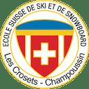 Logo Swiss Ski School Les Crosets-Champoussin