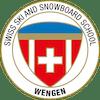 Logo Schweizer Ski- und Snowboardschule Wengen