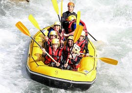 Rafting on the Nive River