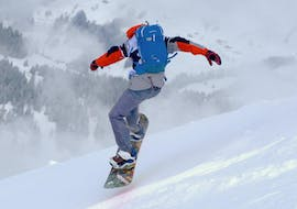 Teen & Adult Snowboarding Lessons for Beginners