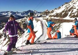 Cours de ski pour Ados & Adultes - Arc 2000