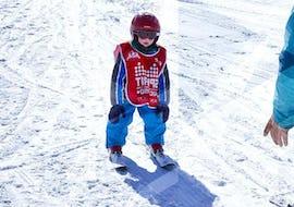 Cours de ski pour Enfants (3-4 ans) - Février - Arc 2000