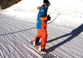 Snowboarding Lessons for Kids & Adults - Arc 2000