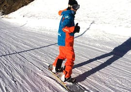 Snowboarding Lessons (from 8 y.) - Arc 2000