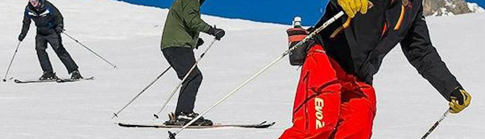 Ski Lessons for Adults - High Season