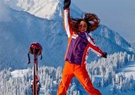 "Privélessen skiën ""Exclusive Day Trip"" met Skischule Toni Gruber Alpendorf"