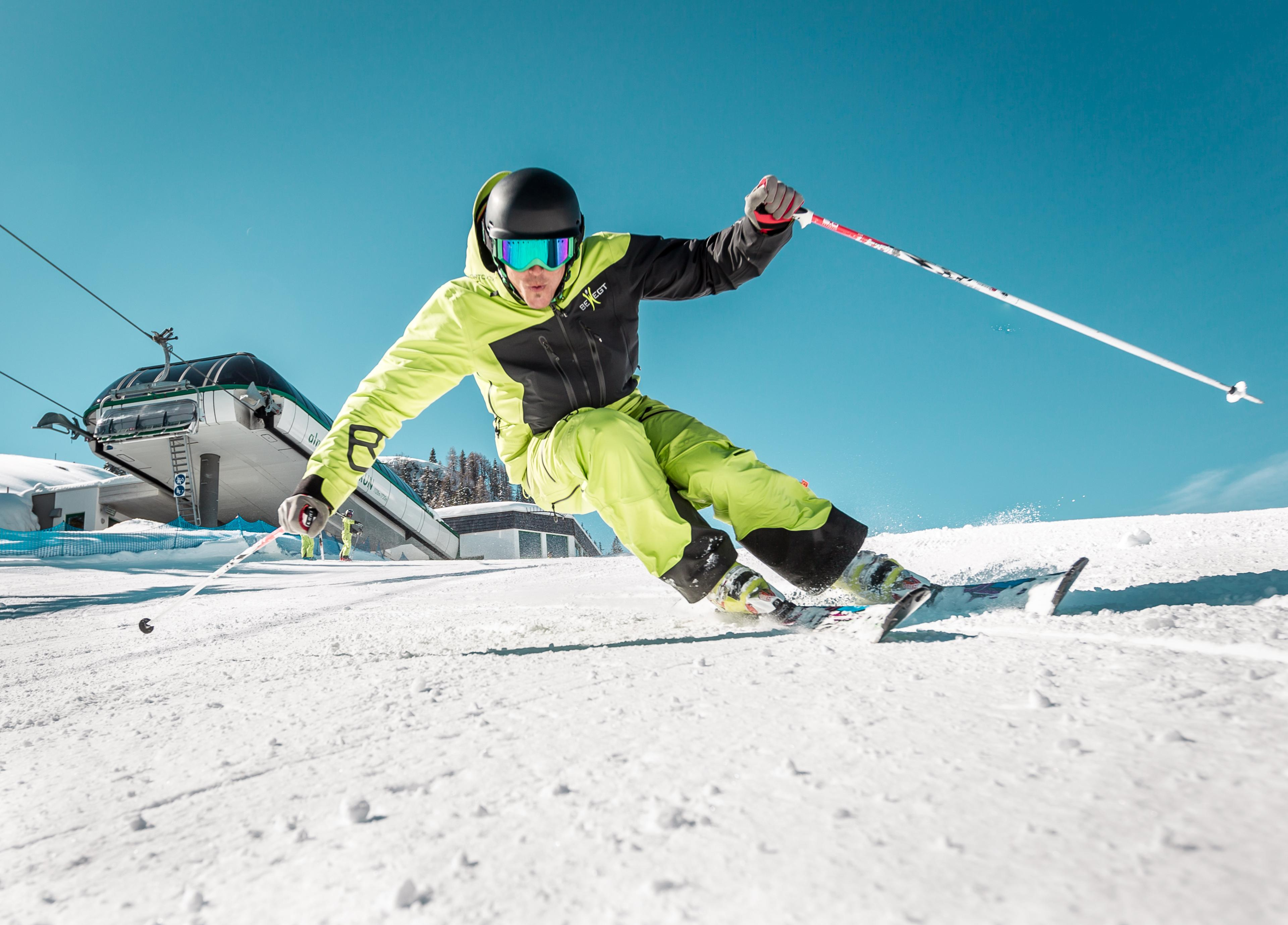 Privélessen skiën voor volwassenen - Middag