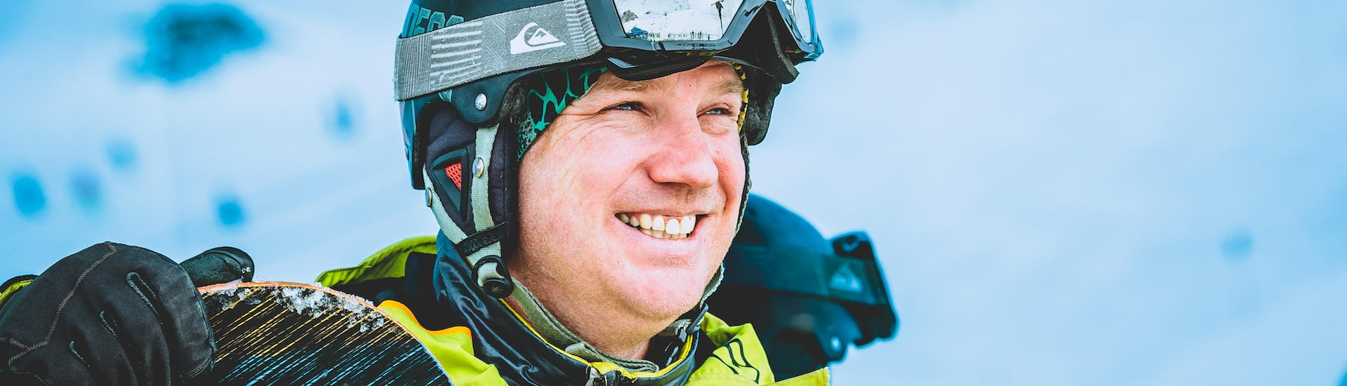 Snowboarding Instructor Private - All Levels & Ages