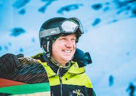 Privélessen snowboarden - Alle leeftijden en niveaus met Ski School Bewegt Kaprun