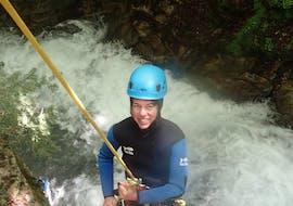 Canyoning dans la vallée d'Ossau - Demi-journée