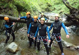 Full Day Canyoning in Ossau Valley