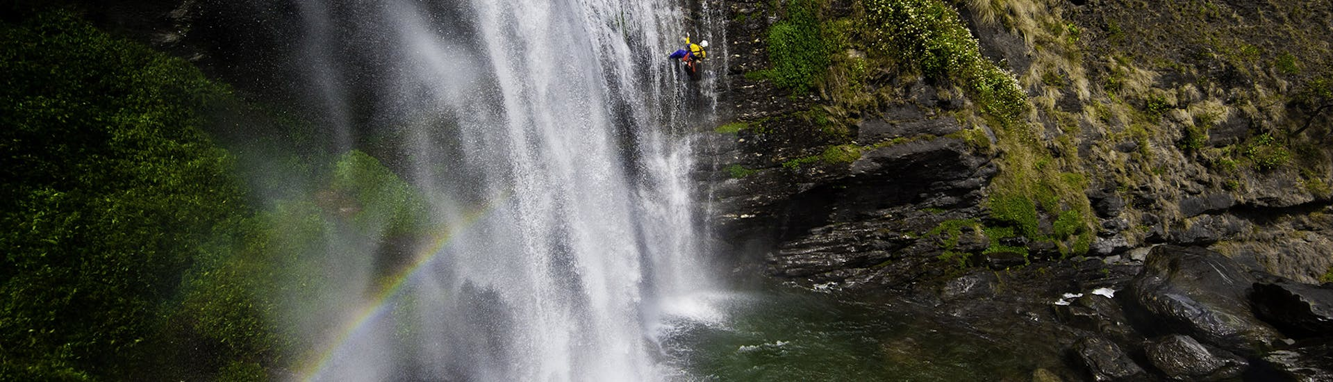 Half-Day Canyoning in Ossau Valley for Bachelor Parties